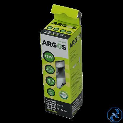 Imagen de FOCO 13 W AHORRADOR EN ESPIRAL6000 HRS ARGOS 8900020