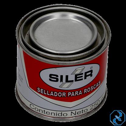 Imagen de SELLADOR 250 GR PARA ROSCA SILER SEL250
