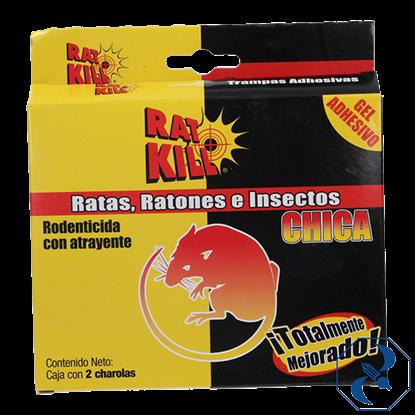 Imagen de TRAMPA CHICA MOD R-221 ADHESIVA RAT KILL 7504