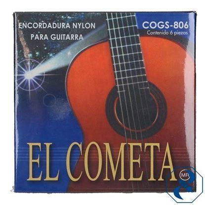 Imagen de ENCORDADORA (JUEGO) DE NYLON COMETA 2000441