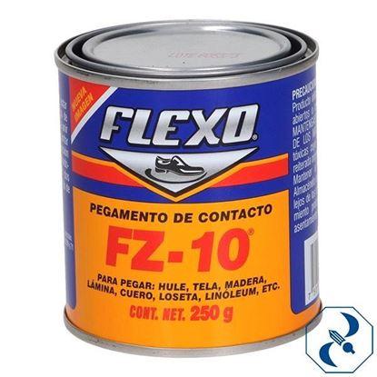 Imagen de PEGAMENTO 250 ML FZ DE CONTACTO FLEXO DEFA250