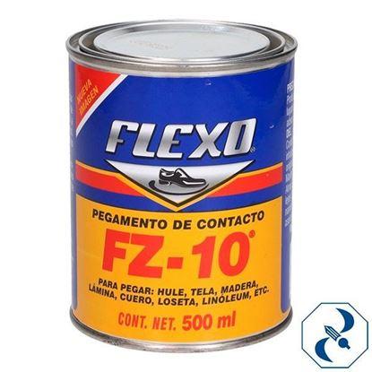 Imagen de PEGAMENTO 500 ML FZ DE CONTACTO FLEXO DEFA500