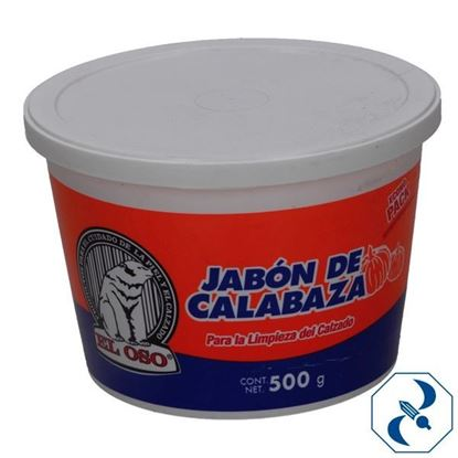 Imagen de JABON 500 GR DE CALABAZA PASTA EL OSO OSCJ5