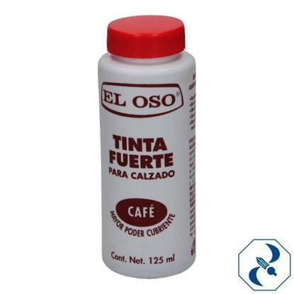 Imagen de TINTA 125 ML CAFE EL OSO 8054A