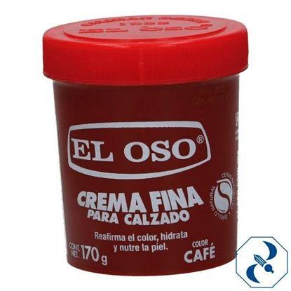 Imagen de CREMA 170 GR CAFE EL OSO 8071A