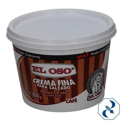 Imagen de CREMA 500 GR CAFE EL OSO 8082