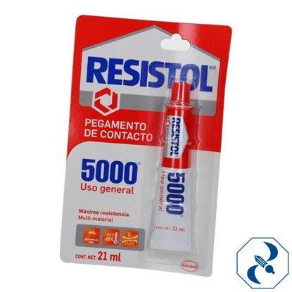 Imagen de PEGAMENTO 21 ML RESISTOL 5000 USO GENERAL TUBO HER5000-00021