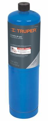 Imagen de TANQUE DE GAS PROPANO DE 400 G AZUL TRUPER GAS-400A