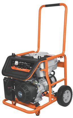 Imagen de GENERADOR ELECTRICO A GASOLINA 4500 W TRUPER GEN-45X