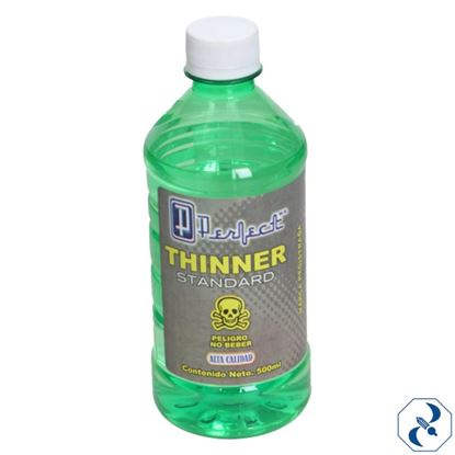 Imagen de THINNER ESTANDAR 500 ML PERFECT 600TH03