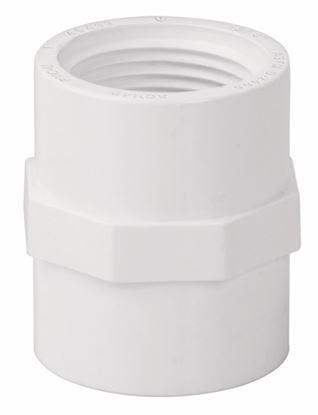 Imagen de ADAPTADOR HEMBRA DE PVC, 19 MM FOSET PVC-602