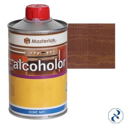 Imagen de TINTA AL ALCOHOL 1 L CAOBA CLASICO ACUARIO