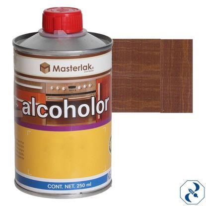 Imagen de TINTA AL ALCOHOL 1/4 L CAOBA CLASICO ACUARIO MM98202