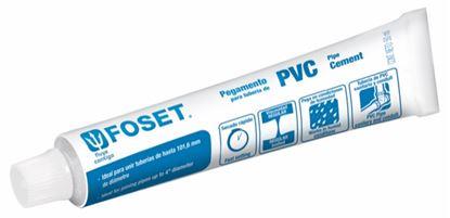 Imagen de PEGAMENTO PARA PVC EN TUBO 50ML FOSET PPVC-50