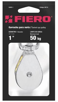 Imagen de GARRUCHA PARA NORIA DE 1 PULG FIERO GANO-1