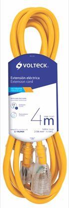 Imagen de EXTENSION REFORZADA ATERRIZADA 4 M CALIBRE 14  VOLTECH ERA-4X14