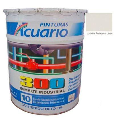 Imagen de ESMALTE 19 L GRIS PERLA (OSTION) INDUSTRIAL 300 ACUARIO EA30