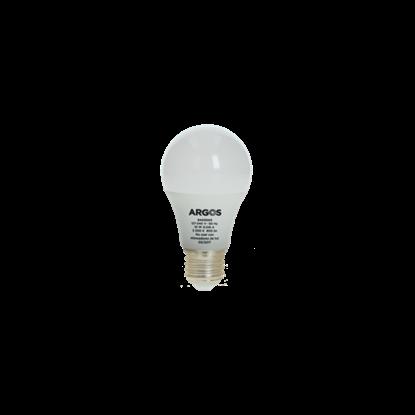 Imagen de FOCO LED 10W  A95 LUZ CALIDA ARGOS 9403003