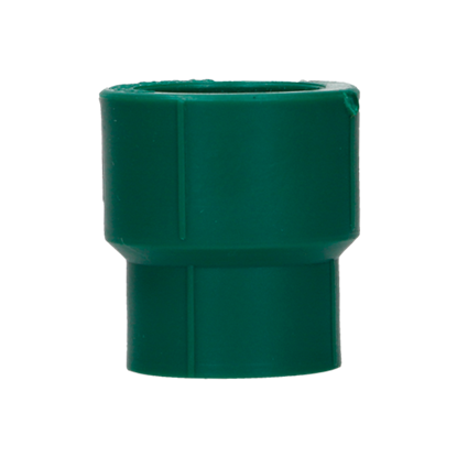 Imagen de REDUCCION 25X20MM 3/4X1/2 TERMOFUSIONABLE PPR VERDE PLUS 1520122520