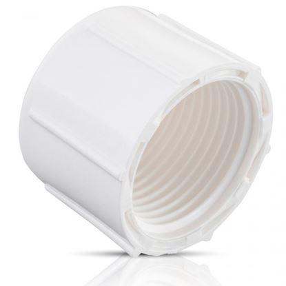 Imagen de TAPON ROSCABLE 3/4 PVC HIDRAULICO CED-40 IUSA 615792