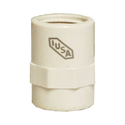 Imagen de CONECTOR RCA INT 1/2 PVC HIDRAULICO CED-40 IUSA 615395